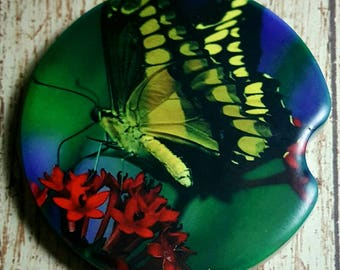 Butterfly Car Coaster