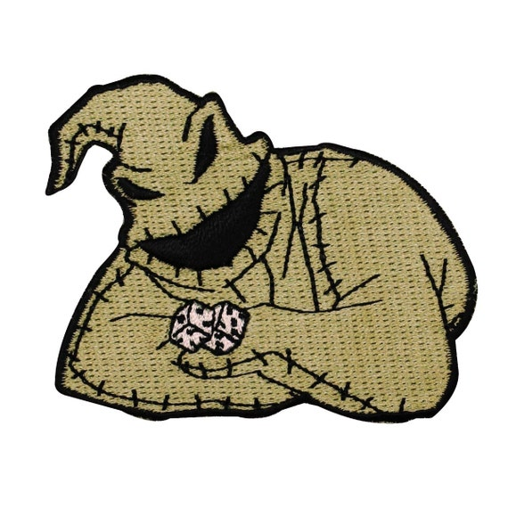 Character Design Nightmare Before Christmas : Oogie boogie nightmare before christmas character craft