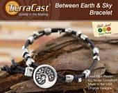 TierraCast DIY Between Earth & Sky Bracelet Quick Kit