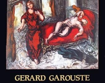 Gerard Garouste-Scenes of a Room-1983 Poster