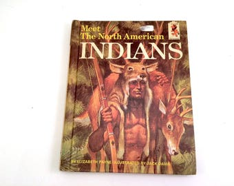 Meet the North American Indians, Elizabeth Payne, 1965