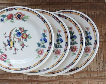 Syracuse China Dewitt Clinton Plates Set of 4 Bread and Butter Restaurantware Plates