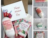 Mothers Day Gift Box - Spring Facial Spa Gift Box
