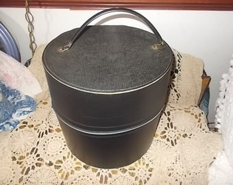 Big Black Hat or Wig Case. ,Hats, Wigs, Case,Storage Case, Not Included in Coupon Sale