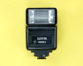 Sunpak CA220-S Flash