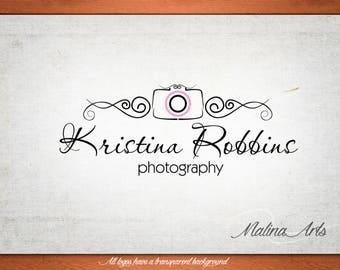 Photography Logo and Watermark...Logo design...Pre made logo design