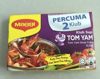 Maggi Tom Yam Cube