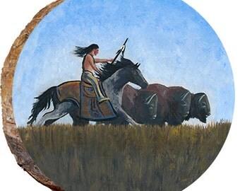 Indian Rider - DPW034