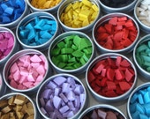 EggstrArt Colored Wax of Your Choice, Wax for Drop-Pull Wax-Embossed Pysanky Eggs, Supplies for Writing Easter Eggs,