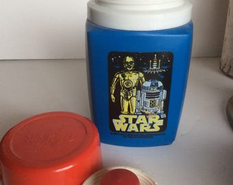Vintage Stars Wars Thermos nice condition