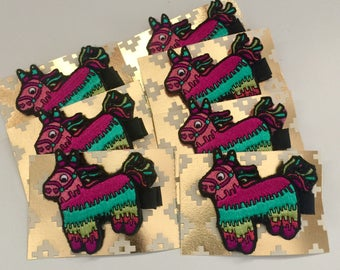 Cinco De Mayo Fiesta Birthday Piñata Hair clip accessories