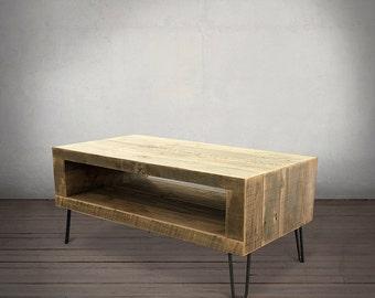 Reclaimed Wood Coffee Table, Reclaimed Wood Furniture