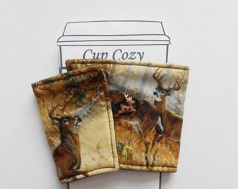 Deer Hunters Coffee Tea Cozy