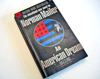 An American Dream: A Novel by Norman Mailer, Paperback – 1964