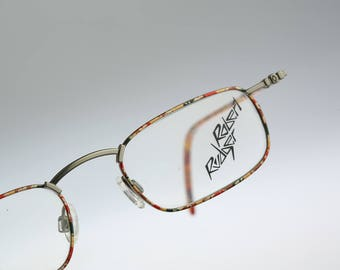 Robert Rudger Mod 1300 150-78 / Vintage eyeglasses & sunglasses / 90S unique and rare