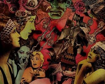 Psychedelic dream Art