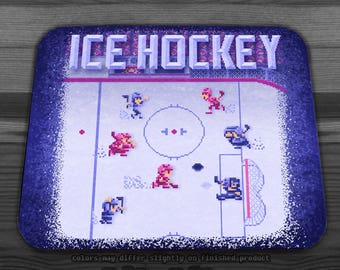 Hockey Ice Mousepad