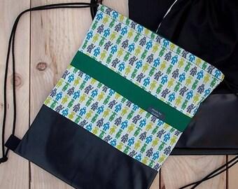 Handmade of bags