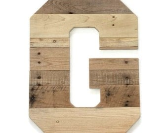 huge wood letter 20 letter reclaimed pallet wood pallet letter rustic home decor rustic wedding decor large wood letter