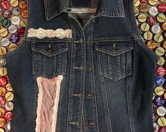 Heart love Patchwork Jacket