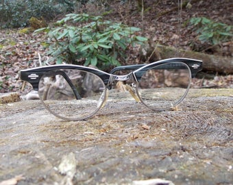 Vintage ArtCraft Retro Eyeglasses Cat Eye Frames