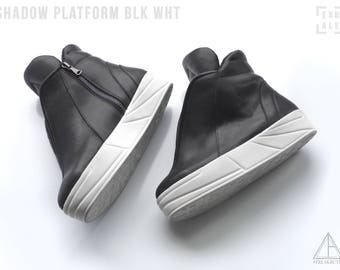 Hightop Shadow Platform Black
