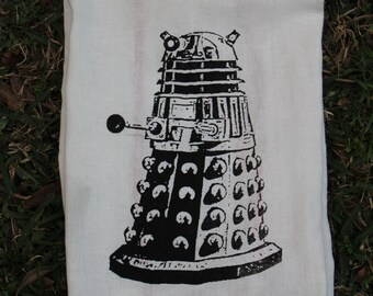 Dalek Tea Towel