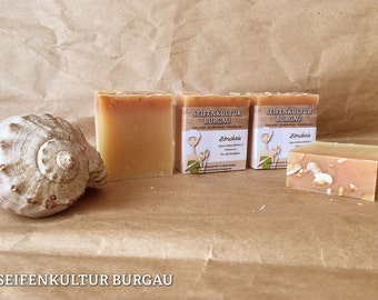 "Vegan Nguyen milk SOAP ""Citrus grove"""