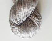 Atelier Avalon Hand Dyed Silk Fingering 4 ply Yarn | Stoneybridge