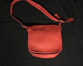 Vintage Early 1980's Leather 'Patricia' Purse by Coach