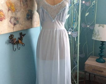 SIze 36 Charmode Long NIghtgown