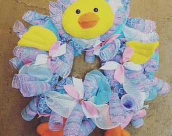 Duck Wreath