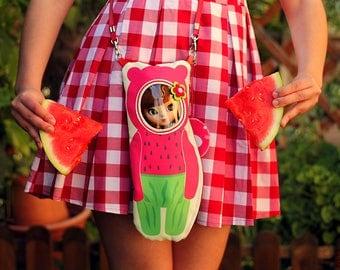 Blythe Pullip Frutoso Bag, Blythe carrier