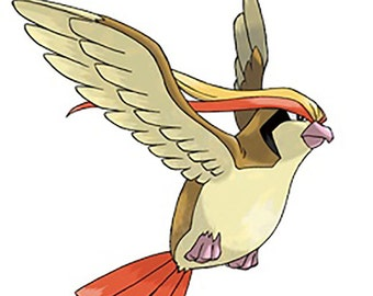 Pokemon Pidgeot Sticker