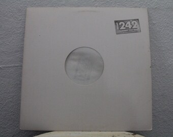 "Front 242 - ""Tragedy For You (Belgian Pressing)"" vinyl record, 12"" Single, 45 RPM"