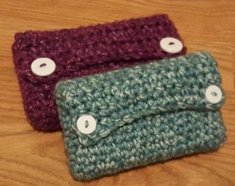 Crochet 3DS Case
