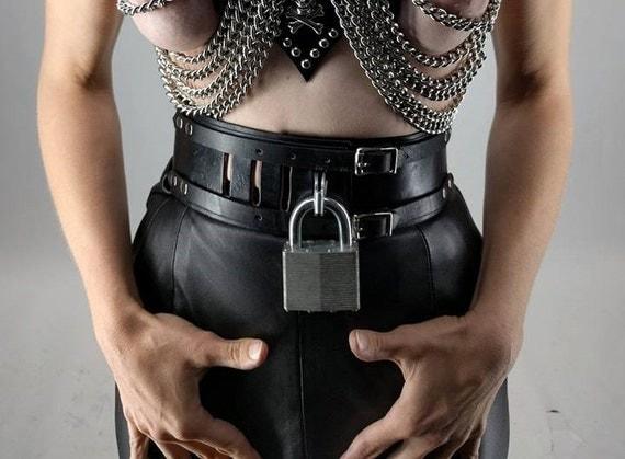 Milf belt buckle