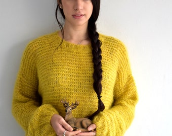 Stro sweater | PDF knitting pattern