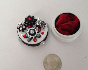 Engagement Box /Proposal/ Trinket box