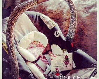 Crystal Baby Carseat