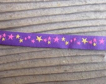 Purple Star Trim