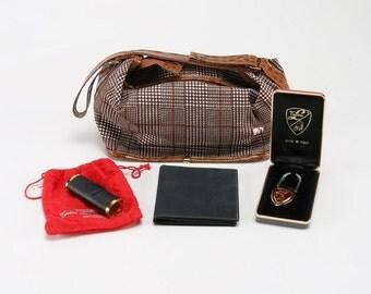 Vintage Tonino Lamborghini Travel Accessories Man Gift