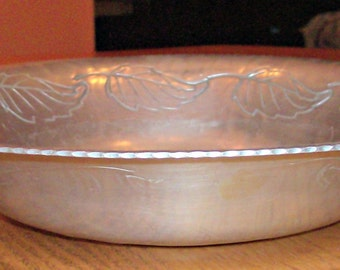 Vintage EMPC Hammered Forged Aluminum Bowl