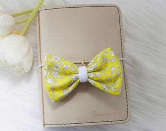 Liberty of London Fabric Bow in Summer Blooms