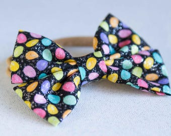 Easter Egg Bow & Bow tie