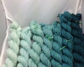 Custom mini skeins
