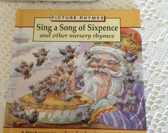 Sing A Song of Sixpence & Other Nursery Rhymes - 1996