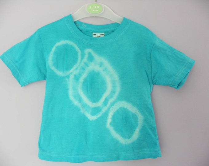 Childs' T-Shirt - 1 - 2 Years - Diamond and Circle