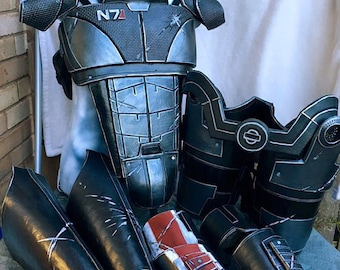MASS EFFECT Inspired - Cosplay- SHEP Armour - Made to Order -16 weeks