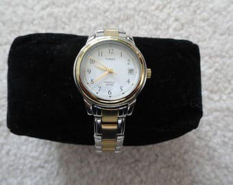 Ladies Timex Indiglo Water Resistant Watch